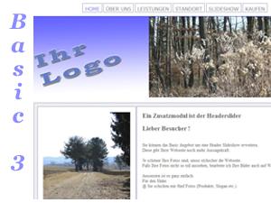 Webseiten Angebot Statische Webseite Basic 3