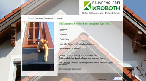 Bauspenglerei Kroboth