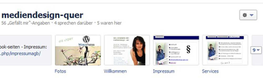 Facebook Anwendung