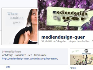 Impressum in Facebook