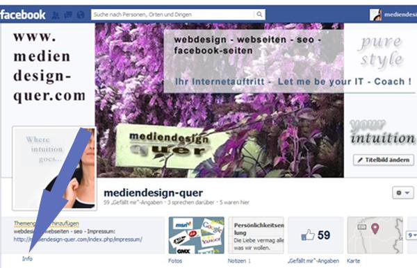 Facebook Fanpage Info