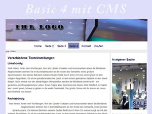 Theme basic4wordpress