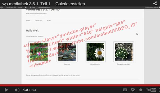 Video Webdesign Oberwart