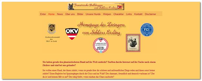 Homeseite