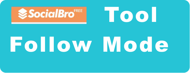 Free Tool Follow Mode