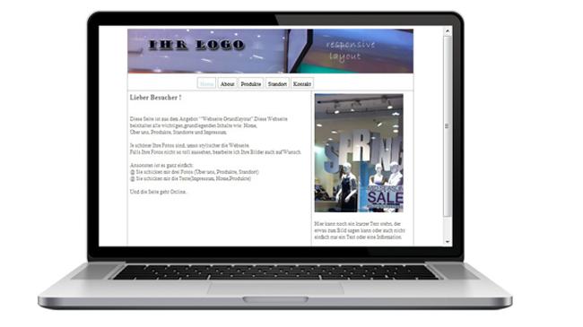 WordPress Theme Basic4wp responsive