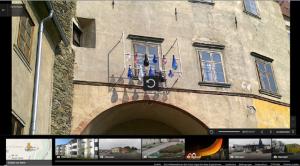 Neue Google Maps Burg Schlaining