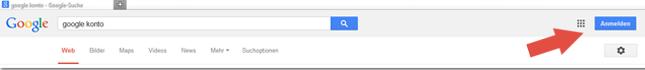 Google öffnen