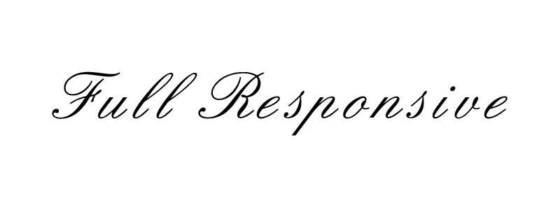 Full Responsive