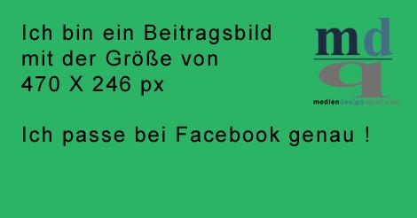 Facebook Bildpost Test 2