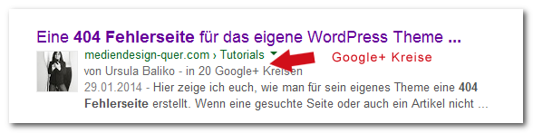 Google+ Kreise