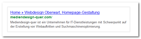 Google Authorship Schritt eins