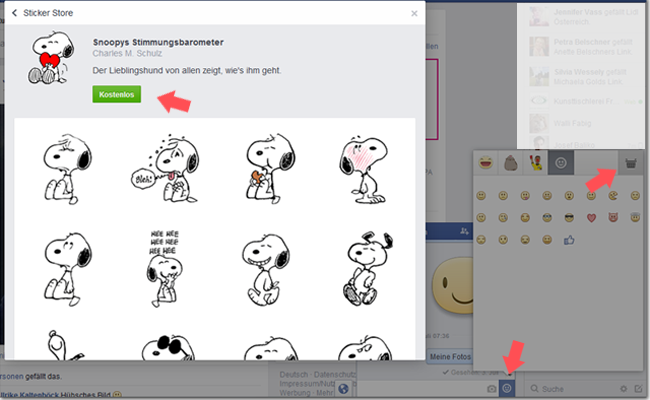 Snoopy Smiley