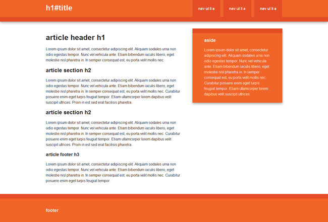 Initializr Webseite