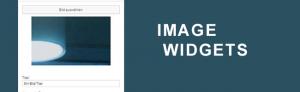 Image Widgets