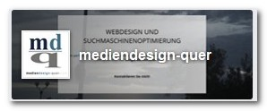 Mediendesign Quer - werde Fan