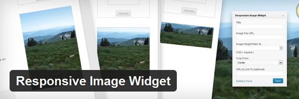 Responsive Image Widget