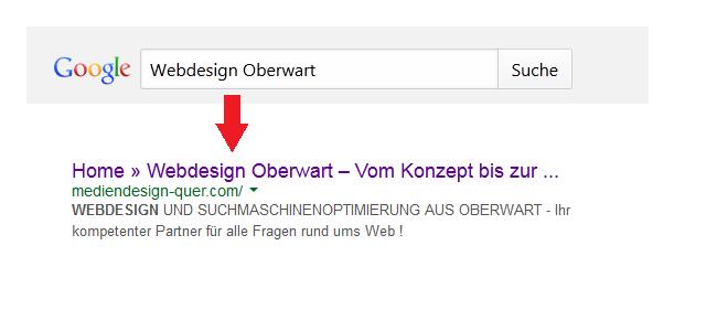 Webdesign Oberwart
