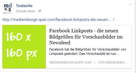 Facebook Vorschau 160
