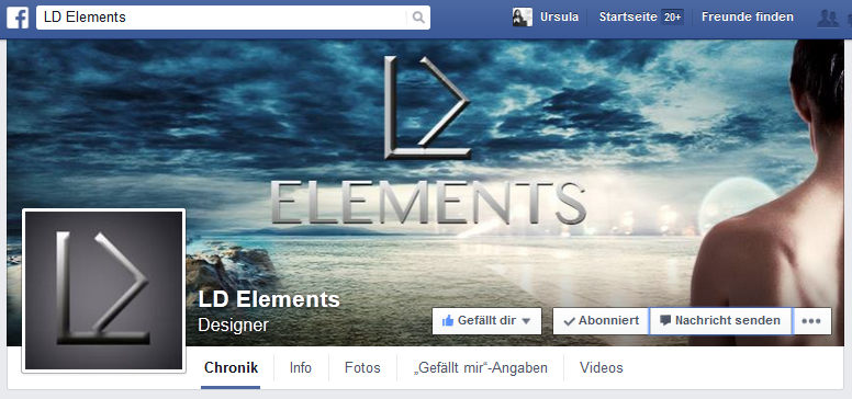 FB Fanpage LD Elements