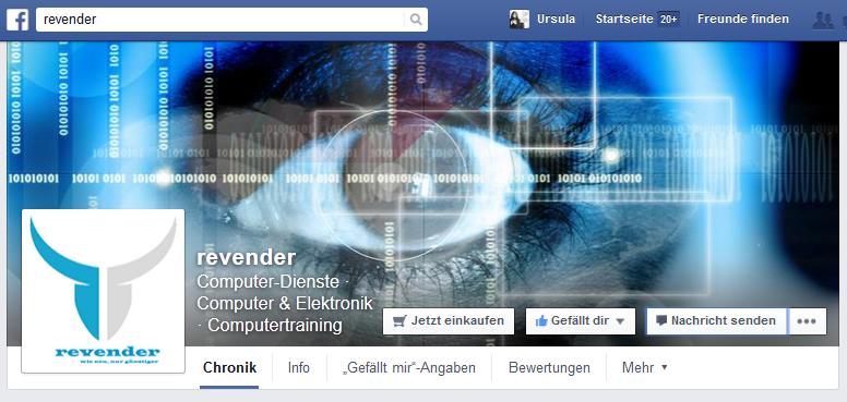 FB Fanpage Revender