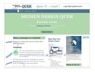Webdesign-Vorlage #2