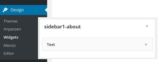 widget-mit-text
