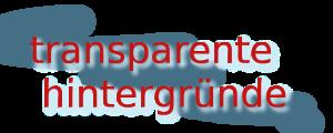 transparente hintergründe mit gimp erstellen