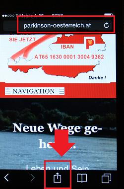 waehle-pfeil-iphone