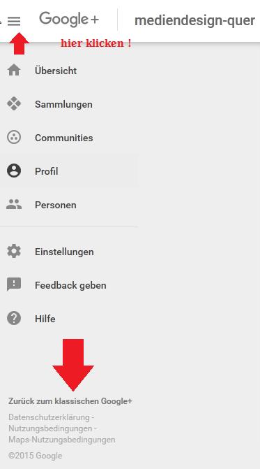 google-zurueck-button