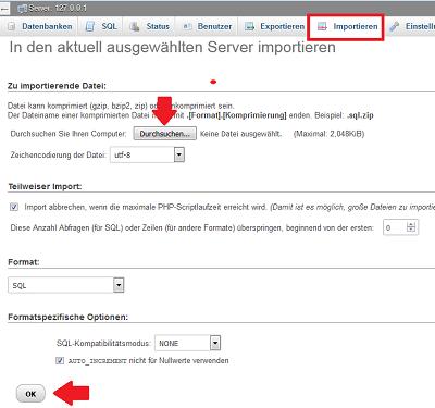 db-importieren-nach-local
