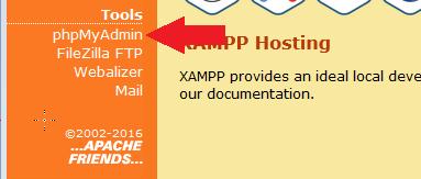 xampp-hosting