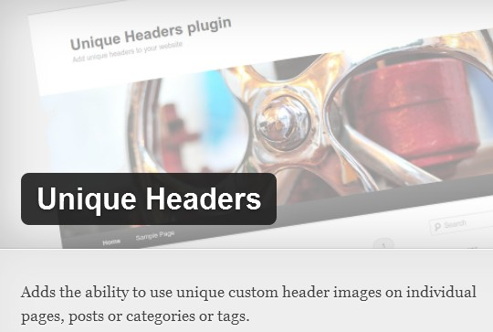 unique-headers