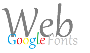 google-webfonts