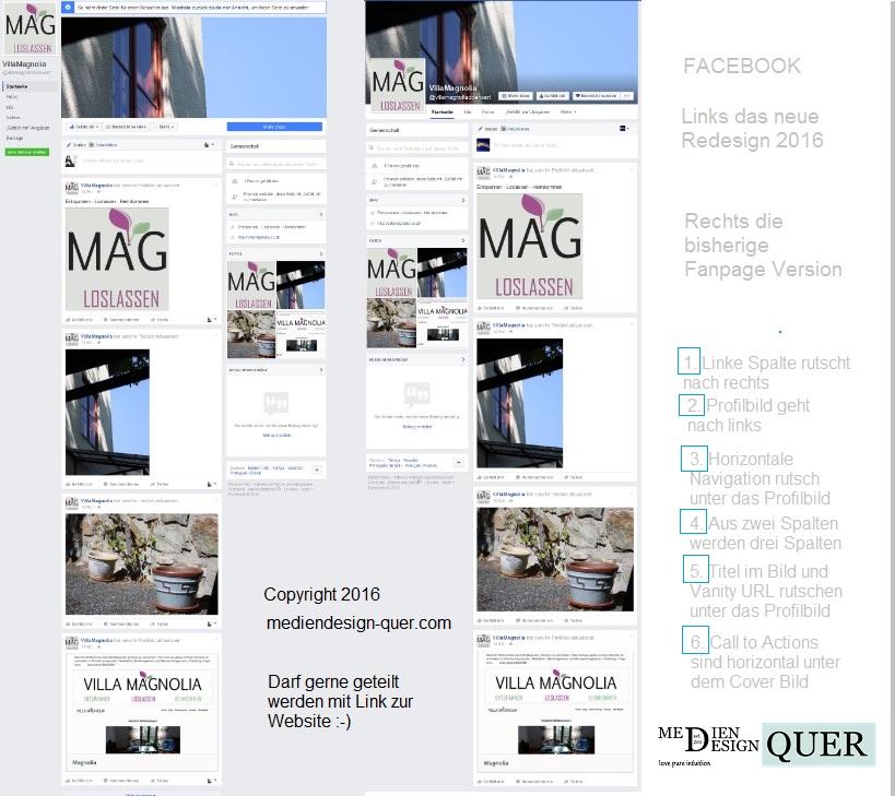 facebook-redesign-vergleich
