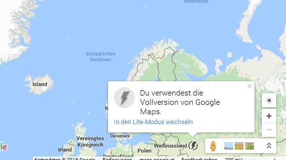 google-light-modus-wechseln