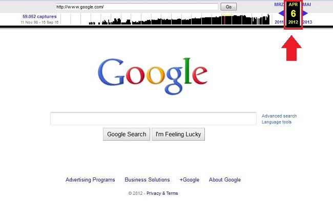 snapshot-google-2012
