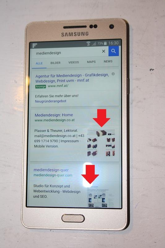 google-mobile-suche-mit-thumbnails
