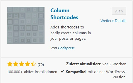 plugin-column-shortcodes