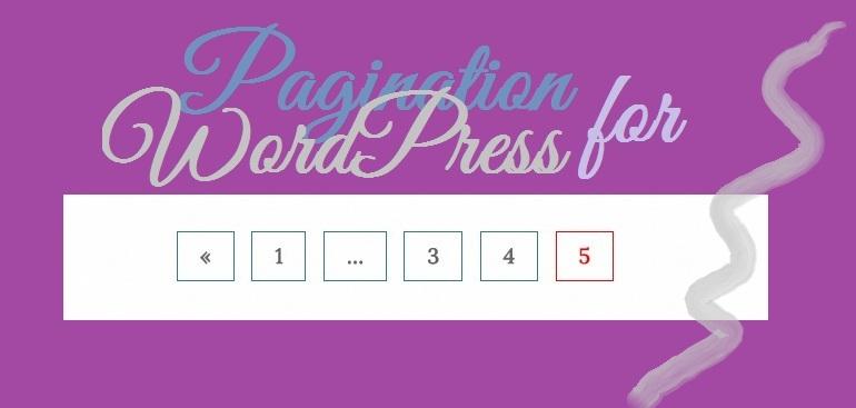 pagination-for-wordpress