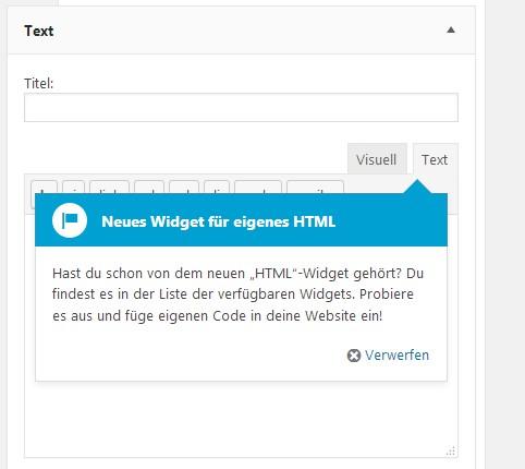 html-widget