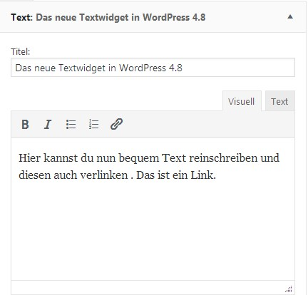 text-widget-normal-modus