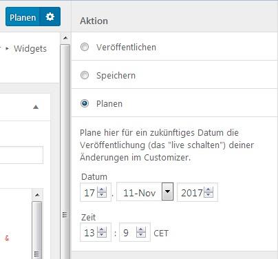 html-widget-planen-customizer