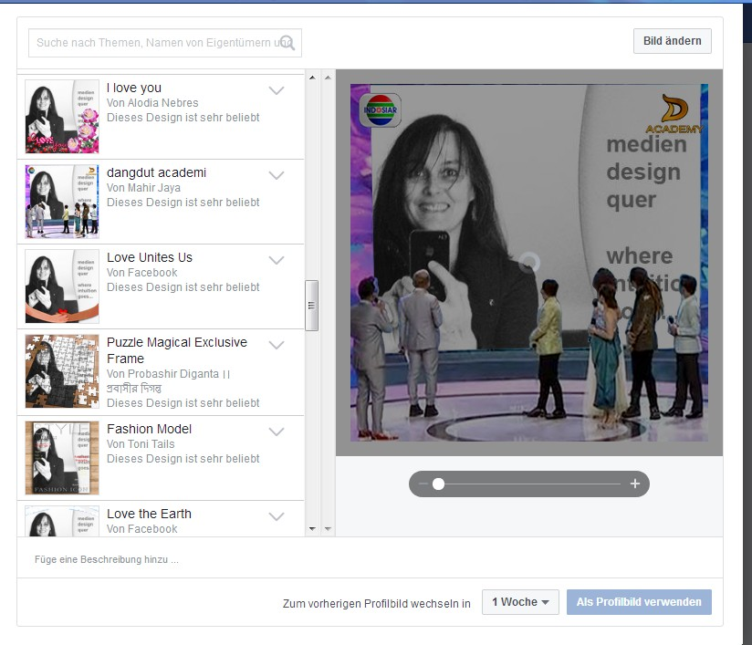 faceboo-profilbil-aendern