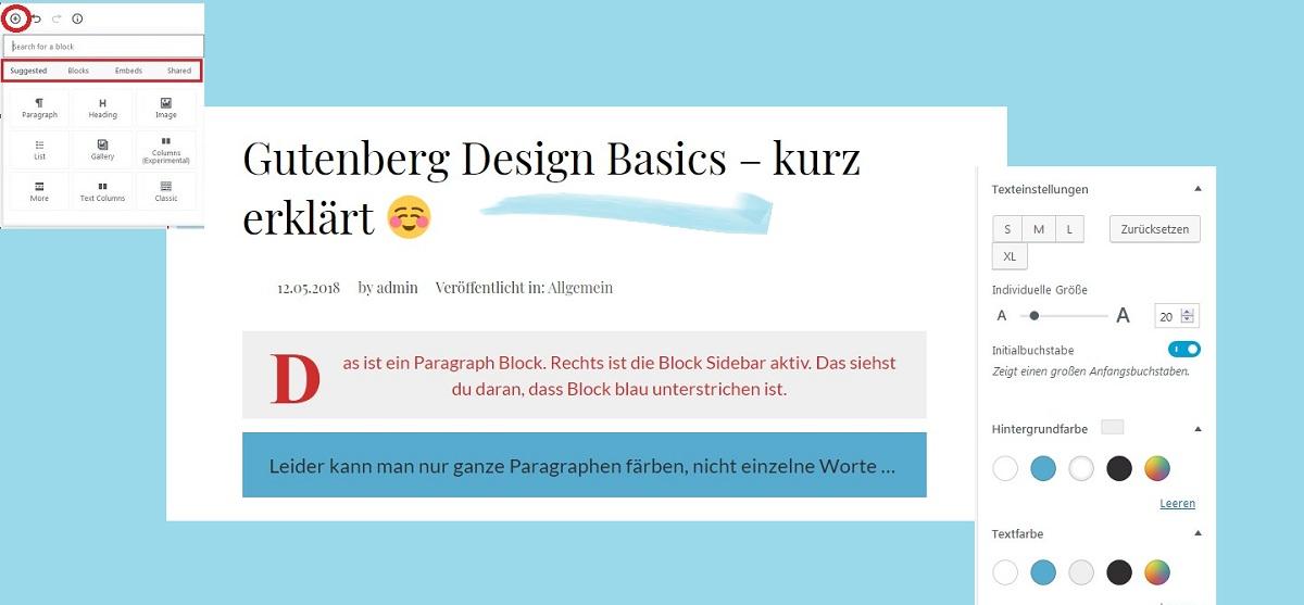 gutenberg-design-basics