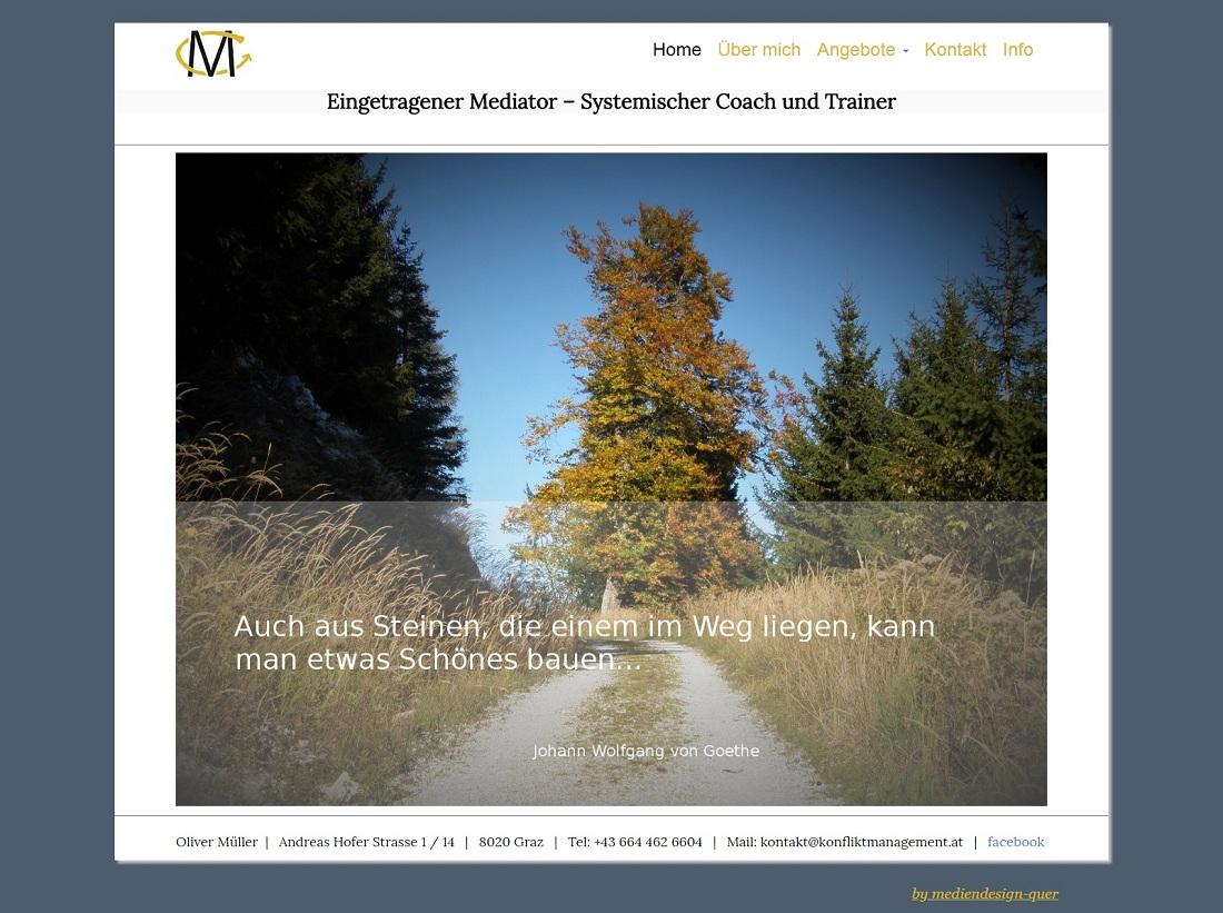 Webdesign - Websiterstellung- om-konfliktmanagement