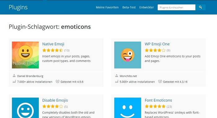 wordpress-emoticons