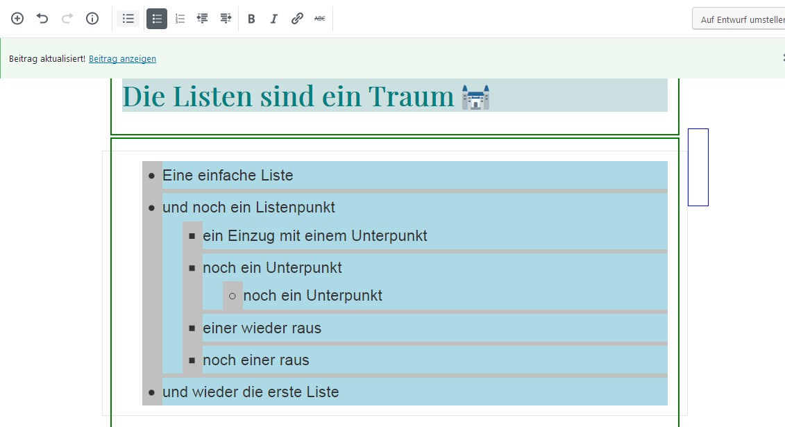 wordpress-gutenberg-listen-block