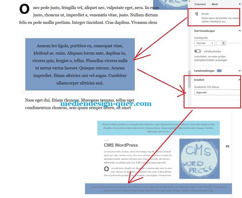 alignwide-wordpress-zusaetzliches-css