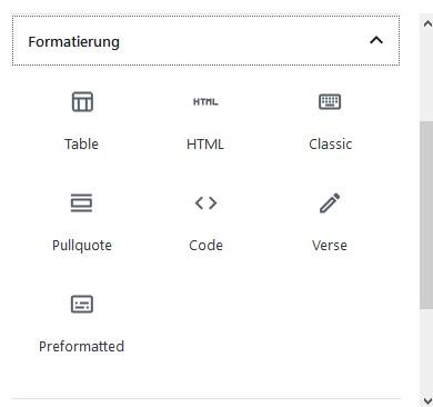 formatierung-blocks